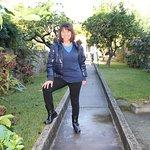 Il giardino dell'hotel Mira Daire