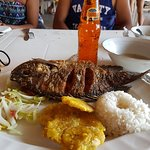 Lunch at Playa Blanca