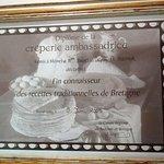 Crêperie Ambassadrice de Bretagne