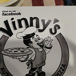Check out Vinny's on Facebook