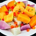 Blaff de légumes pays