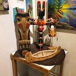 Foto de Whetung Ojibwa Art and Crafts Gallery