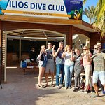 Our favorite Dive Club in Hurghada! Greetings to Magdy :)