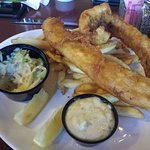Tasty fish.