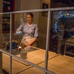 Handmade peppermint candy- the original Stockholm store