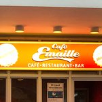 Cafe Emaille