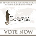 Oasis Beauty nominated by 2018 Luxury World Spa Awards