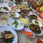 Abou Youssef's meal