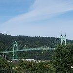 Bridge from St Johns