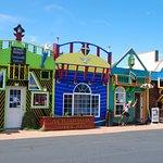 Aquarium Village, Newport, OR