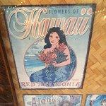 Signage at La Mariana