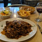 Super tasty rabbit, cooked in the traditional Gozitan style