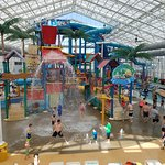 صورة فوتوغرافية لـ ‪Big Splash Adventure Indoor Waterpark & Resort‬