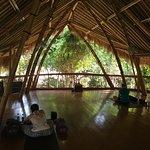 Yoga hall