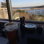 Pale ale with a view