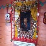 Elvis at Chuys