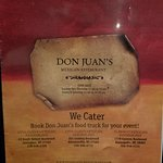 Don Juan's Mexican Restaurantの写真