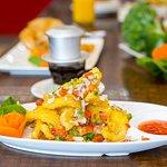 Deep Fried Calamari with Salt and Pepper