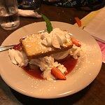 strawberry shortcake - delicious!