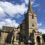 Church in Lacock, I believe