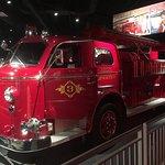 1960s Fire Truck