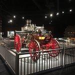 Early 1900s Fire Truck
