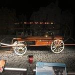 1800s Fire Truck
