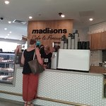 Madison's Cafe & Patisserie