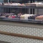 Great range of pastries.