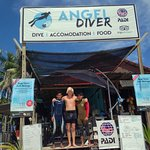 We are Angel Diver