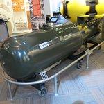 Little Boy bomb, type used at Hiroshima