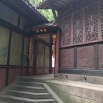 Bild från Dujiangyan Museum