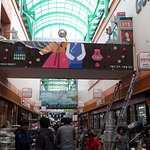 Various stalls for you to shop