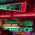 Foto de Smokey Coffeeshop