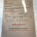 Photo de The Log Press Cafe at Draytons Family Wines