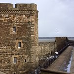 Photo of Blackness Castle