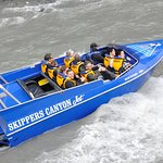 Skippers Jet Boat