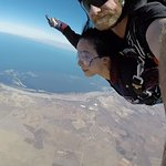 Adelaide Tandem Skydiving Picture