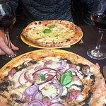 Pizza Aristocratica et Pizza Quattro Formaggi