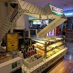 coolest krispy kreme stall I've seen