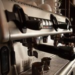 Freshly Brewed - Coffee Machine