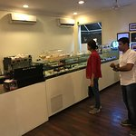 Inside Cake shop