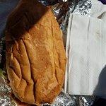 Chicken Torta,