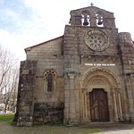 Church of Santa María de Cambre