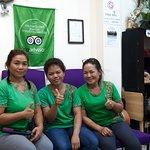 Friendly qualified staff of Nurul Nashita.