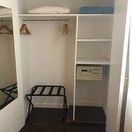 Espaço do armário