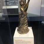 St Patrick's hand's reliquary