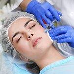 Trat. de Botox, ácido hialurónico, fios tensores, mesoterapia e plasma feitos p profissional méd