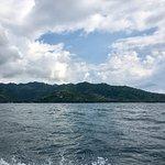 Leaving those beautiful island