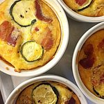 Join us for Sunday Brunch and find delicious menu items like our quiche